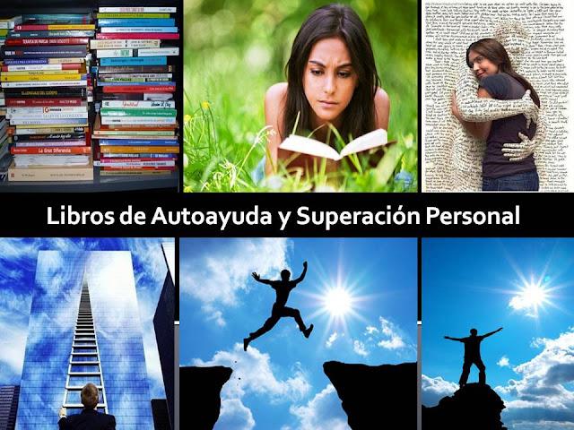 Libros de autoayuda y superacion personal