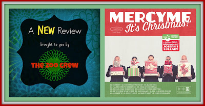 MercyMe It's Christmas! CD - A FlyBy Promotions Review & GIVEAWAY