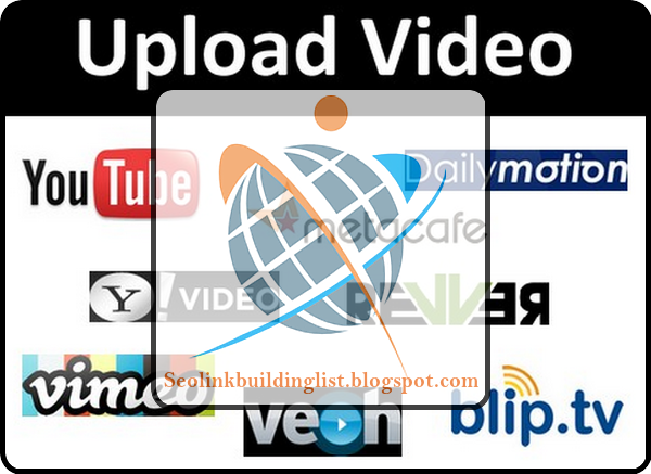 Top High PR Video Sharing Site List