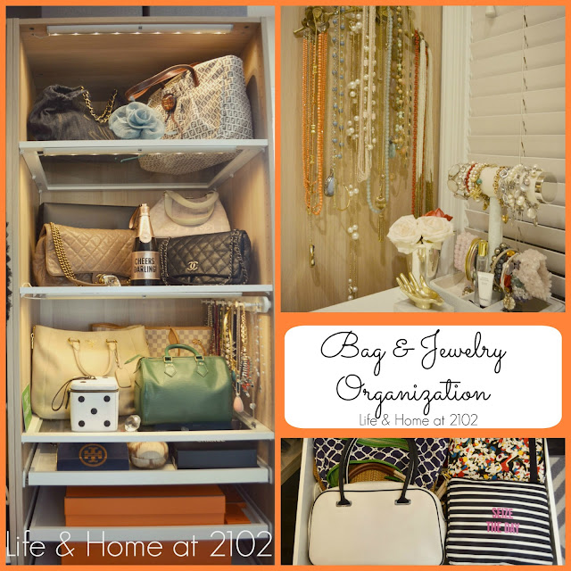 Today I Will Be Talking About Organizing Something Near And Dear To My Heart Bags Jewelry