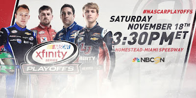#NXS Ford Championship Weekend at Homestead-Miami Speedway