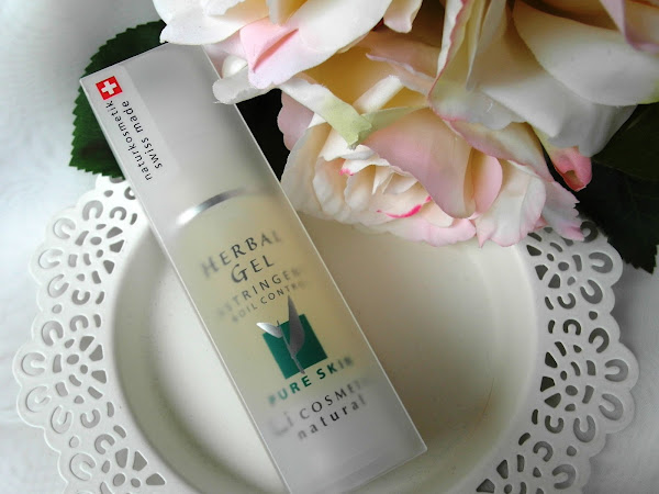 Li cosmetic - HERBAL GEL Astringent