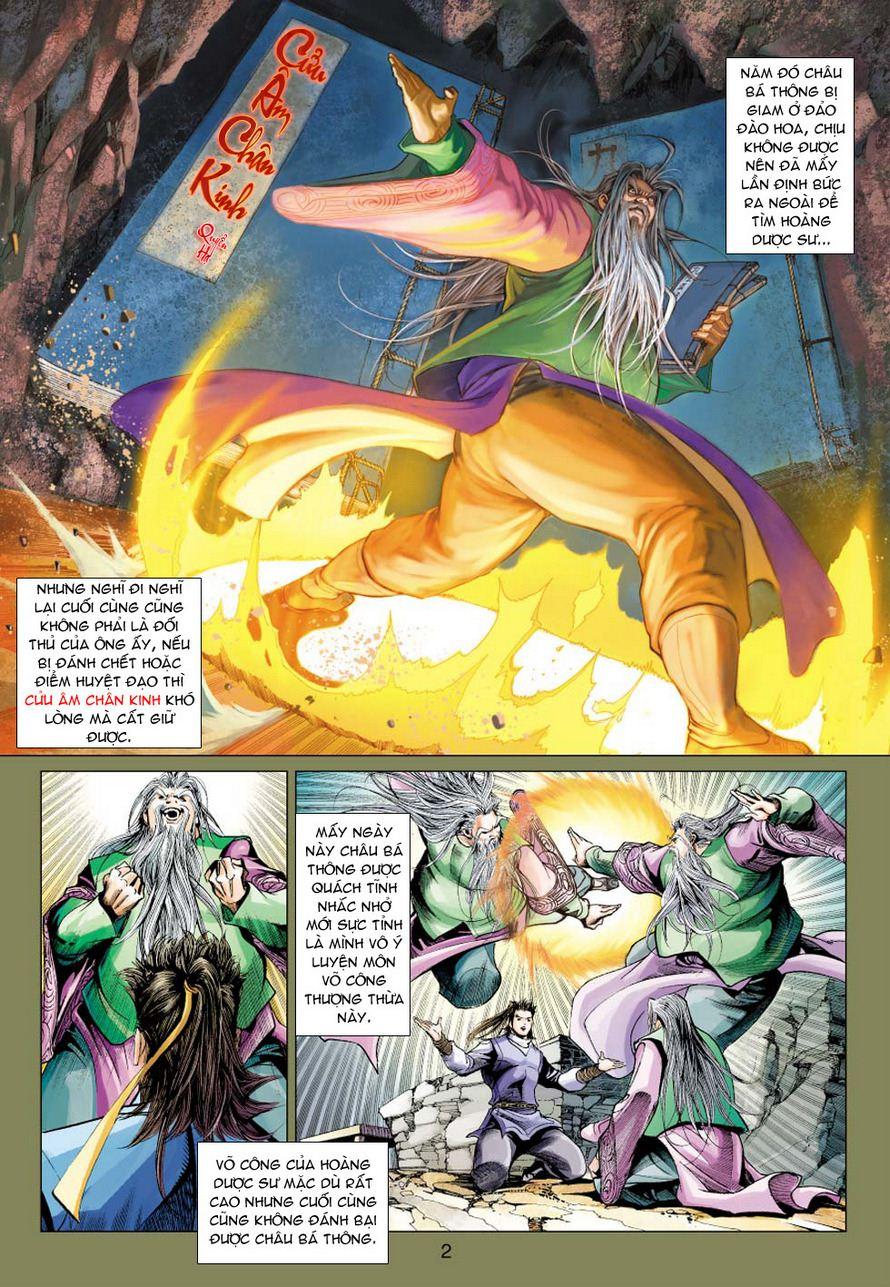Anh Hùng Xạ Điêu anh hùng xạ đêu chap 49 trang 2