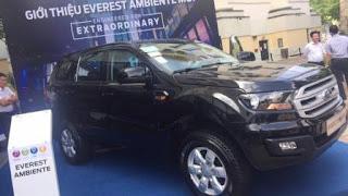 Giá bán Ford Everest số sàn