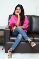 Telugu Actress Deepthi Shetty Stills in Tight Jeans at Sriramudinta Srikrishnudanta Interview .COM 0088.JPG