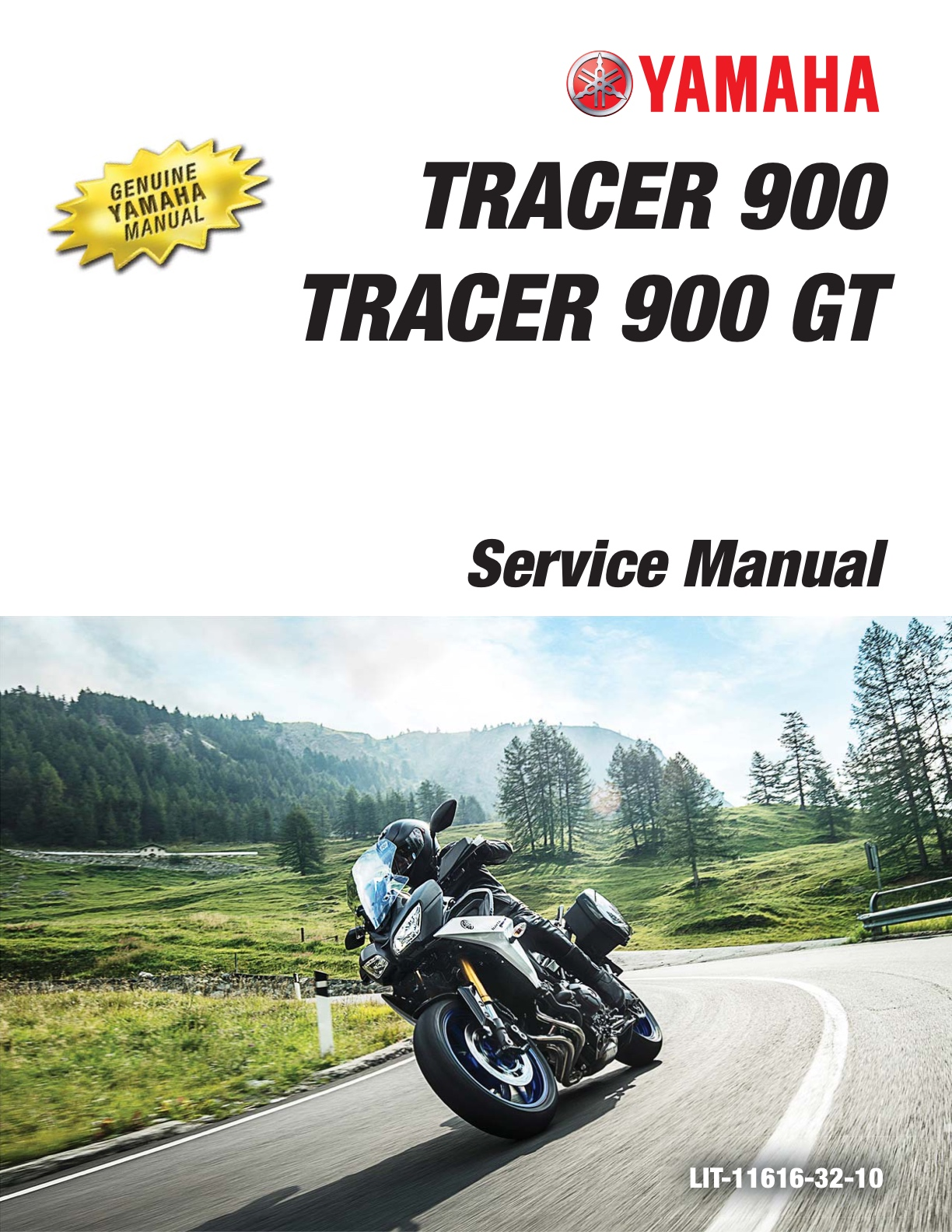 Yamaha 2019 2020 Tracer 900 Tracer 900 Gt Supersport Touring Service Manual