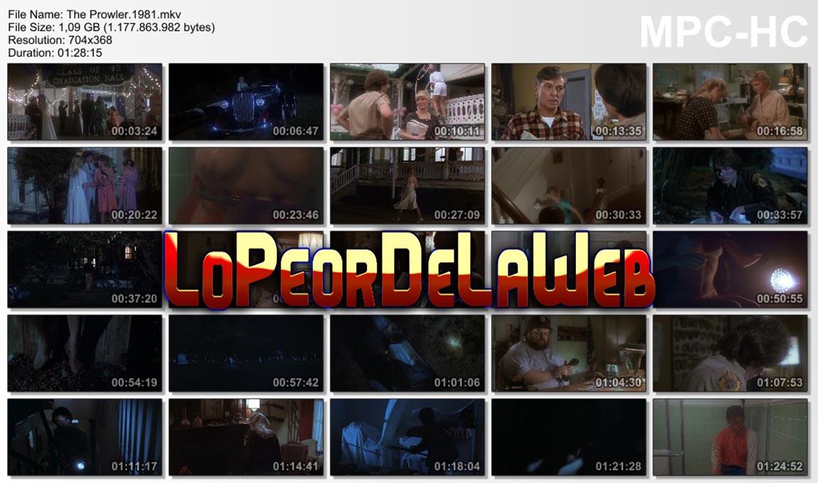 El Merodeador (1981) [The Prowler (Rosemary's Killer)]