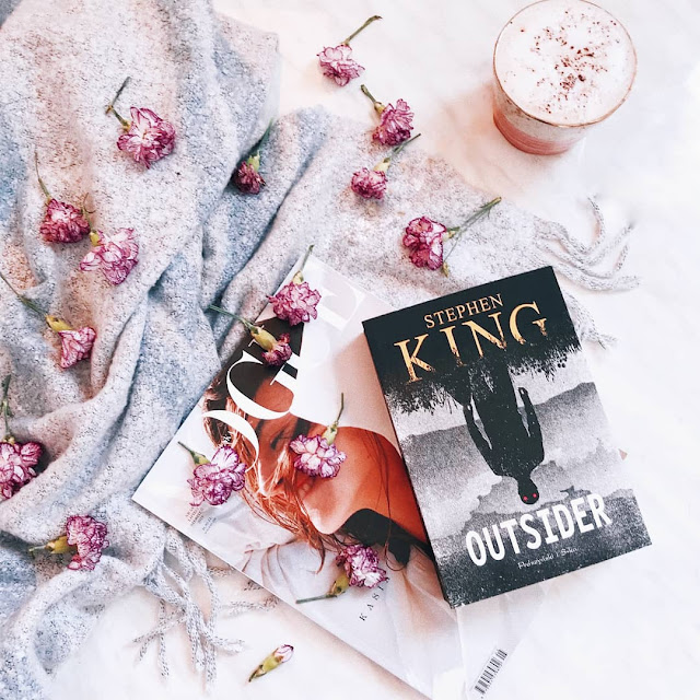 "#32 Stephen King ""Outsider"""