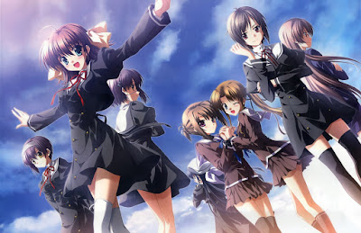 Download EF : A Tale of Melodies BD Subtitle Indonesia