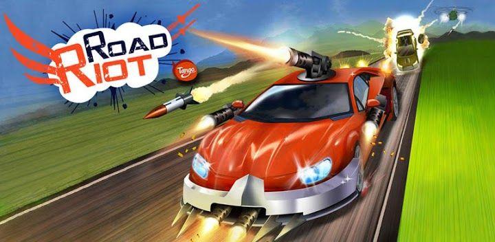 تحميل لعبة حرب سيارات Road Riot مهكرة للاندرويد كاملة كنز معلومات