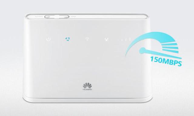 Modem wifi 4G Huawei B310