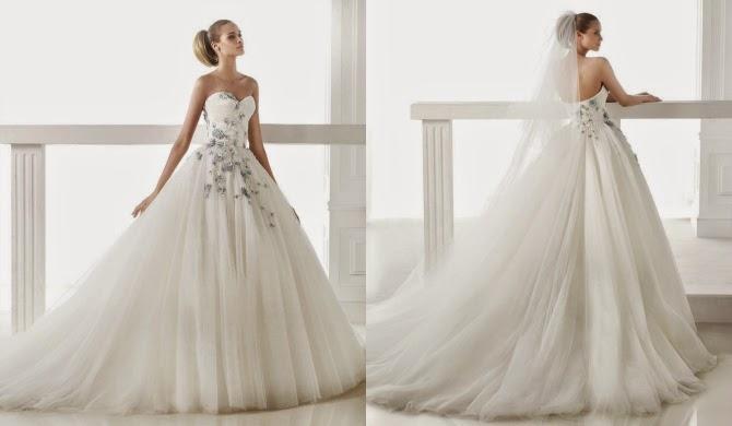 c0887cd97 Características  vestido de boda largo con cola y también incluye el velo  largo