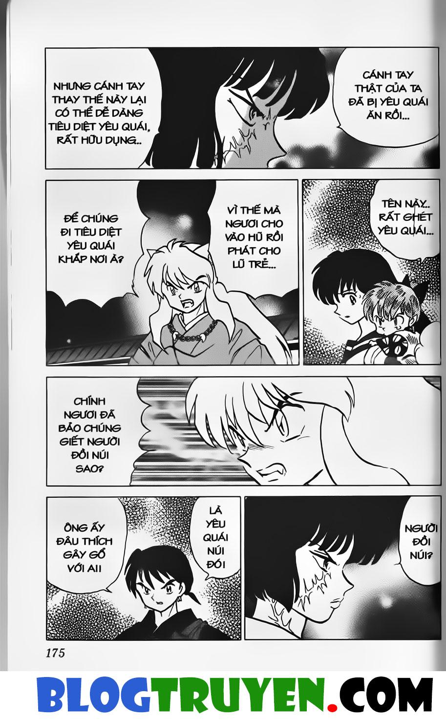 Inuyasha vol 35.10 trang 10