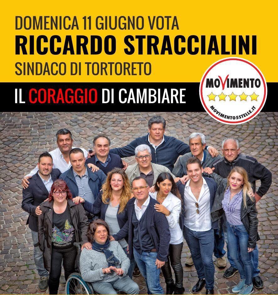 Tortoreto 5 stelle nicola morra gianluca castaldi for Lista senatori