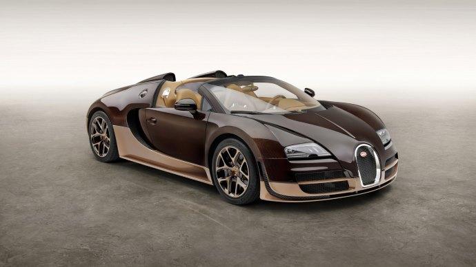Wallpaper: Bugatti Veyron Vitesse Rembrandt