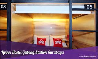 kota surabaya, wisata Surabaya, hotel surabaya, hotel termurah di surabaya, Livіnn Hоѕtеl Gubeng Station Surabаya