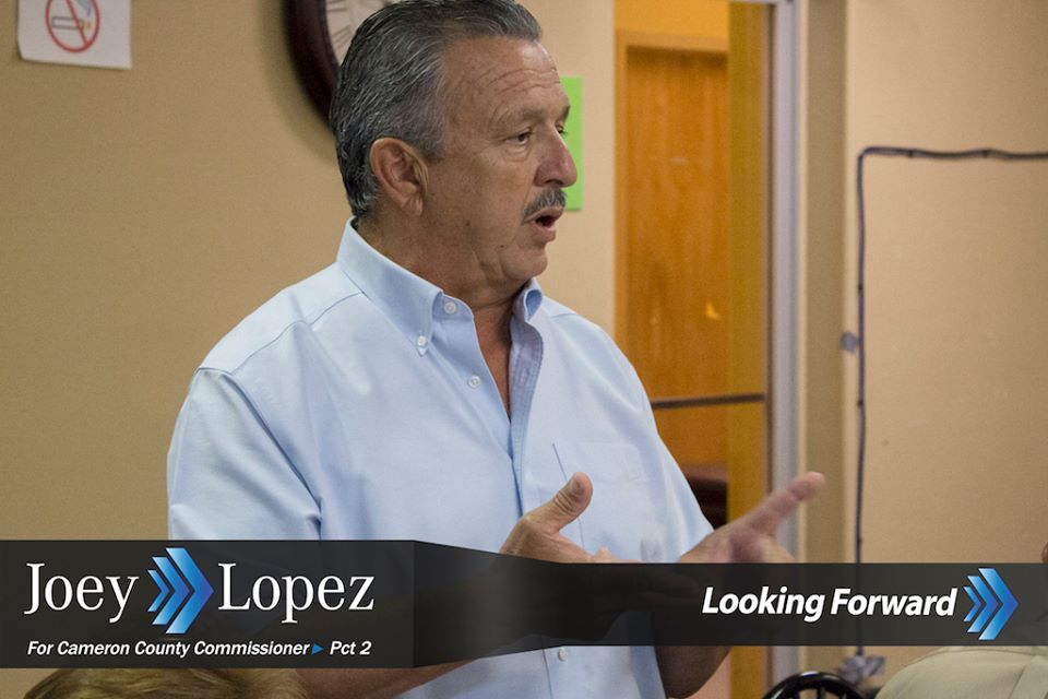 af7a88280545c My name is Rob Fernandez and I am supporting Joey Lopez for county  commissioner.