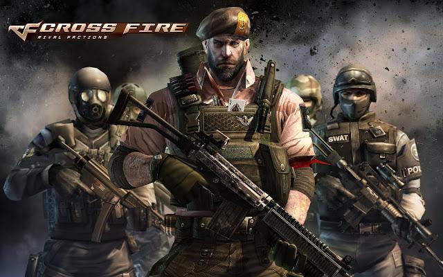 تحميل لعبة كروس فاير المصرية 2018 Download CrossFire