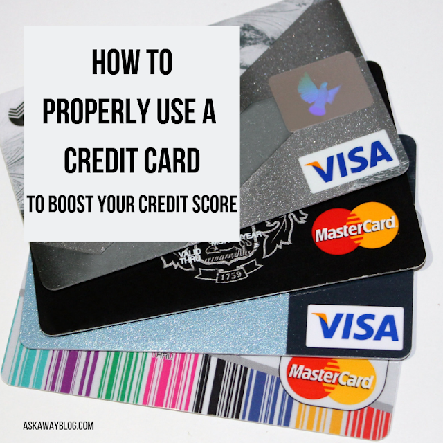 How To Properly Use a Credit Card to Boost Your Credit Score