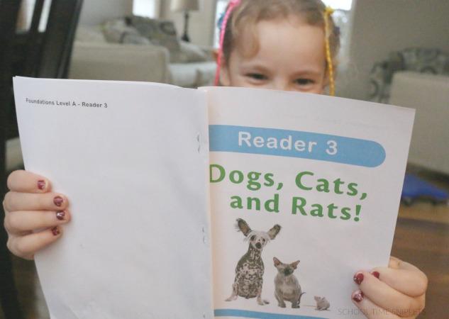 Homeschool Reading Curriculum Review