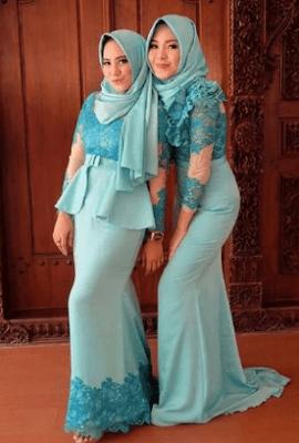 Kebaya Modern Hijab Simple
