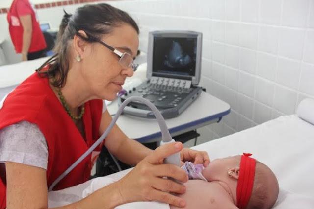 ONG faz campanha para ajudar a dar vida nova a crianças carentes cardiopatas