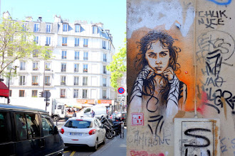 Sunday Street Art : RNST - rue Dénoyez - Paris 20