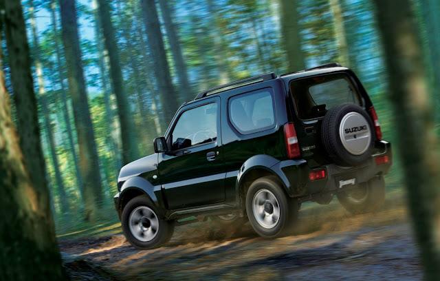 Suzuki Jimny Terbaru, Mobil Pecinta Offroad