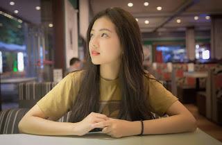 Gái xinh facebook diễn viên Bích Ngọc (Bí Ngô)