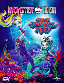 Monster High: El gran arrecife monstruoso (2016) [Latino]