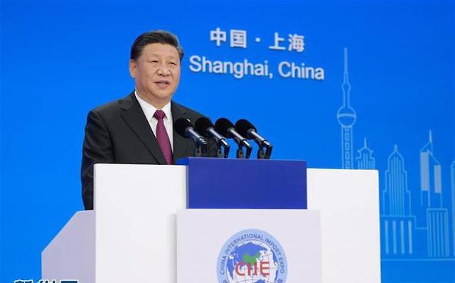 """Ẩn ý sâu xa trong bài phát biểu hùng hồn """"Biển lớn ở đây, Trung Quốc ở đây"""" của ông Tập"""