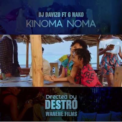 Dj Davizo Ft. G Nako - Kinoma Noma