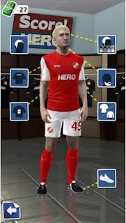 Score Hero v1.45 Mod Apk Unlimited Money Update Versi Terbaru