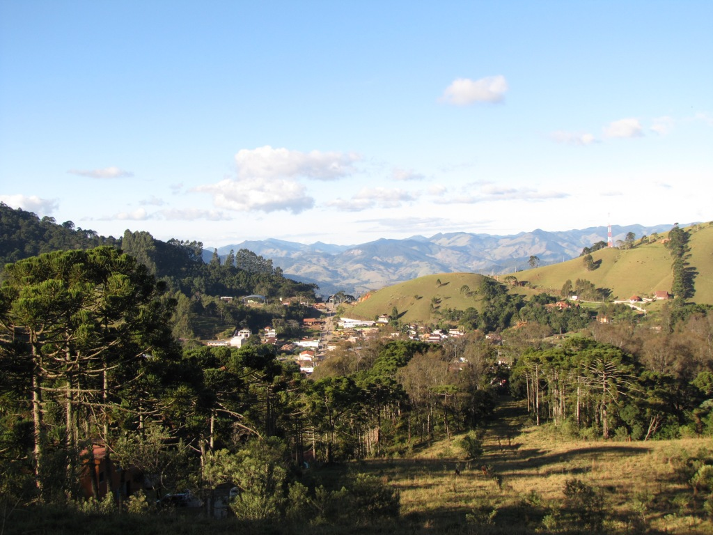vista de Gonçalves, MG