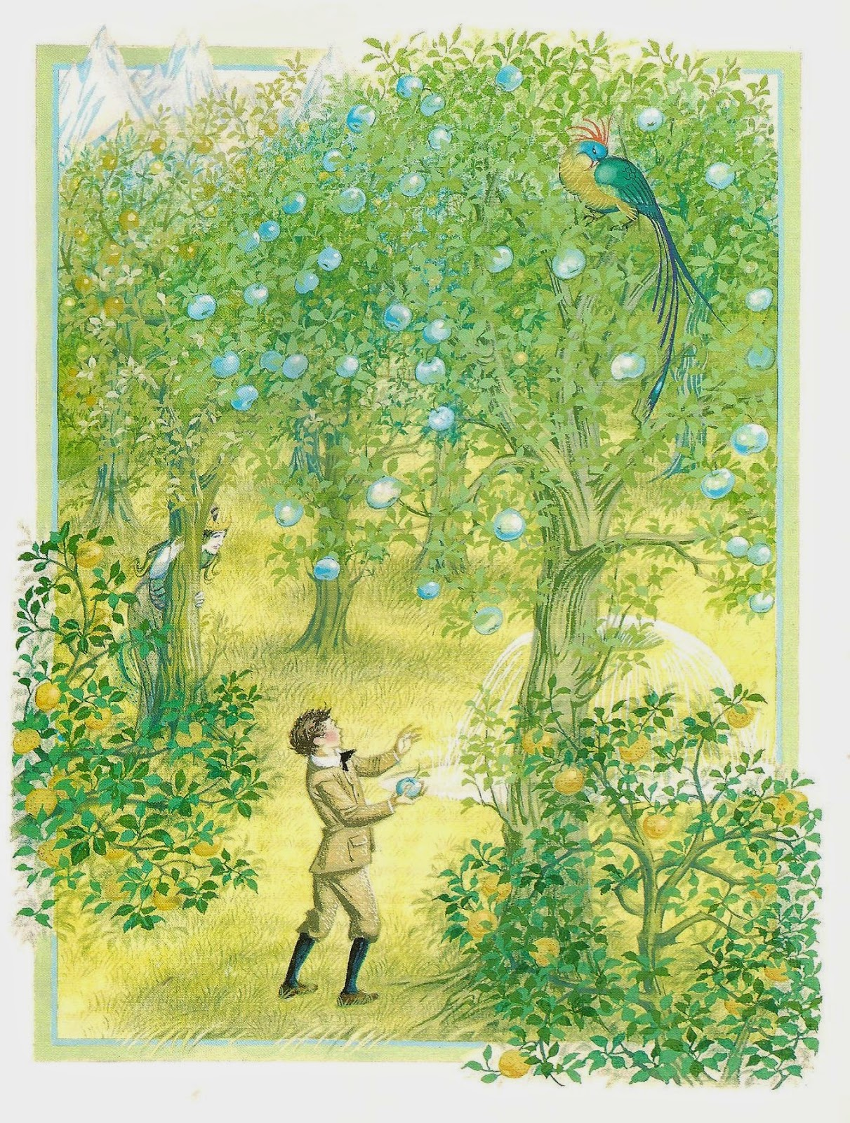 the magicians nephew temptation The magician's nephew, by cs lewis, is a story about the creation of the world it parallels (in many ways) the creation of the world by god in genesis as such, the closest thing it may have to a moral is to resist temptation: eve (and by extensi.