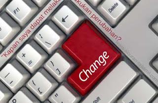 Activator = orang yang ingin bertindak guna mengubah keadaan
