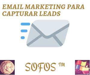 captar leads y hacer email marketing es importante, una vez que entraste a los correos obtienes suscriptores que por un embudo de venta lo llevas paso a paso hasta hacerlo potencial cliente.