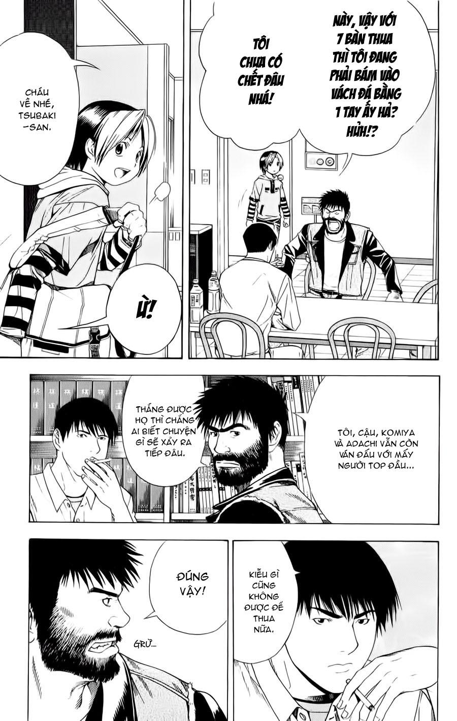 Hikaru No Go hikaru no go chap 87 trang 5