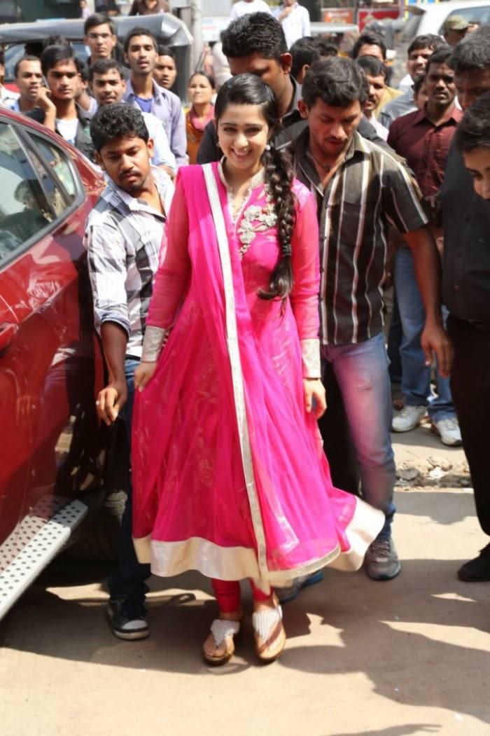 Pretty Rosy Fair Charmi latest photos in salwar kameez