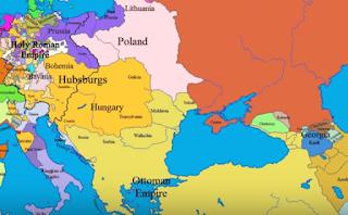 Avrupada 1000 yıldaki Osmanlının Durumu