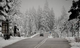 Σε λευκό κλοιό όλη η Ελλάδα - Χιόνια και στην Αττική