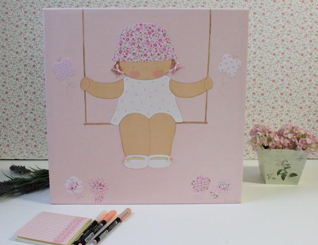 cuadros-infantiles-personalizados-decoración-habitacion-infantil