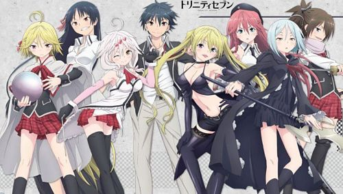 Rekomendasi movie anime harem terbaik