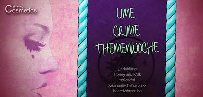 [Ankündigung] Lime Crime Woche