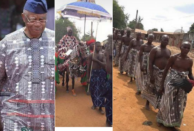 The Middle Belt Youth Council and the Jukun Youth Nation Wide Supported The Statement of Gen. T. Y Danjuma.