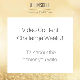 Video Content Challenge Week 3