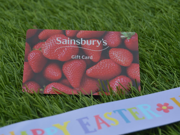 Closed Giveaway | £100 Sainsbury's Spend