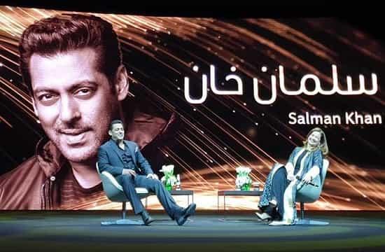 SALMAN KHAN IN SAUDI ARABIA AT 5th SAUDI FILM FESTIVAL