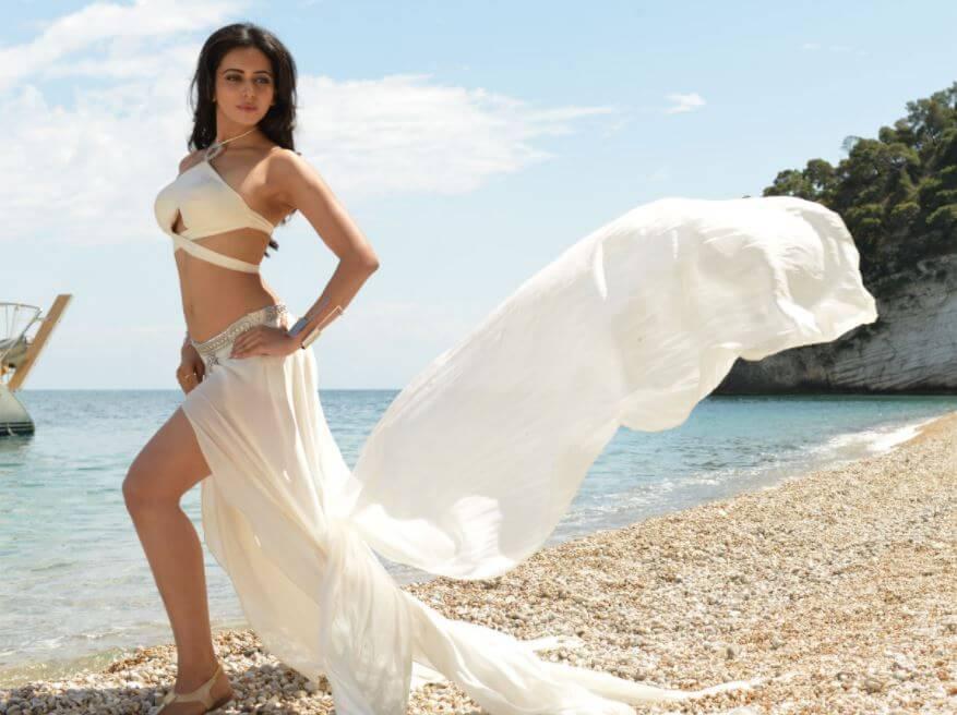 Rakul Preet Singh Hot Bikini Images