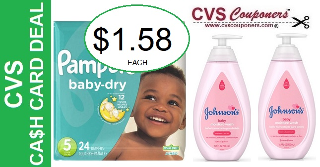 https://www.cvscouponers.com/2019/03/pampers-johnsons-baby-cash-card-deal.html